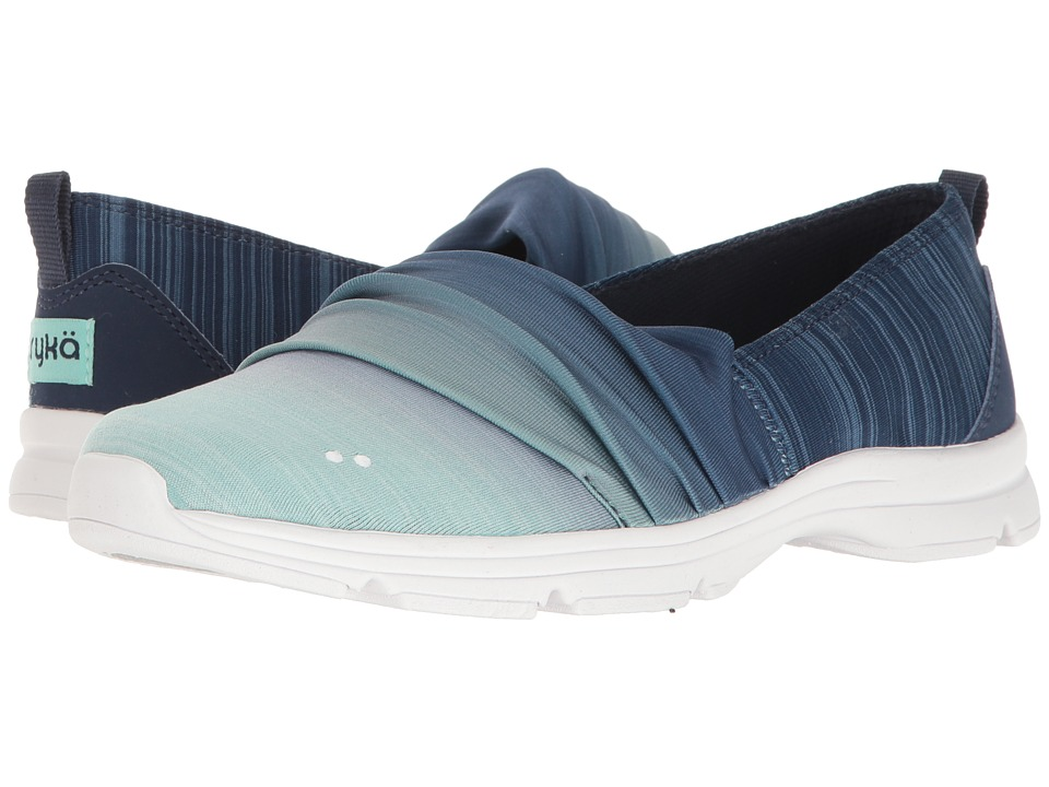 Ryka - Jamboree SML (Mint/Navy) Women's Shoes