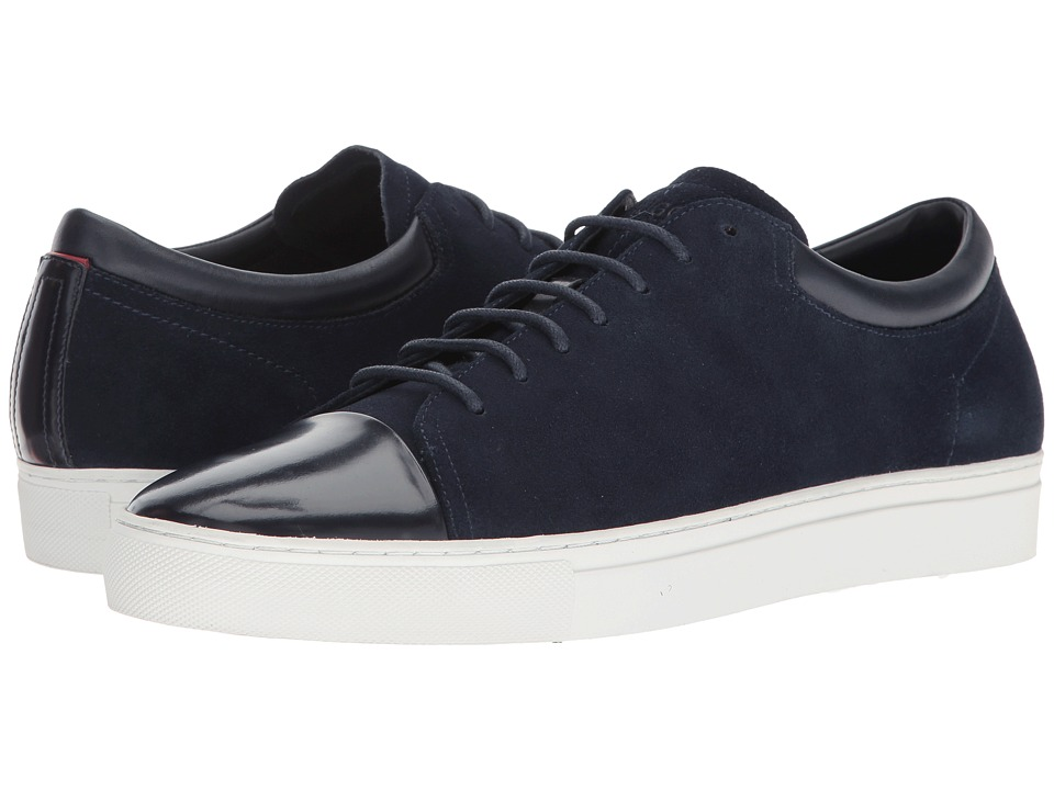 BOSS Hugo Boss - Casual Futurism Tenn (Dark Blue) Men's Shoes