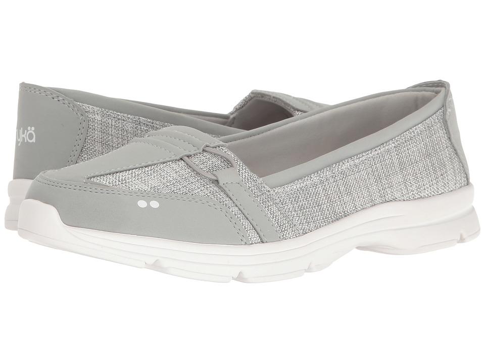 Ryka - Jenny SML (Grey) Women's Shoes