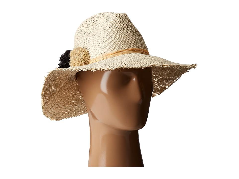 Hat Attack - Blogger Cuppajyo Design Collaboration w/ Hat Attack (Natural/Natural/Black) Caps