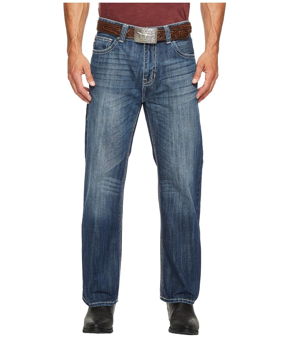 Rock and Roll Cowboy - Double Barrel in Dark Vintage M0S2404 (Dark Vintage) Men's Jeans