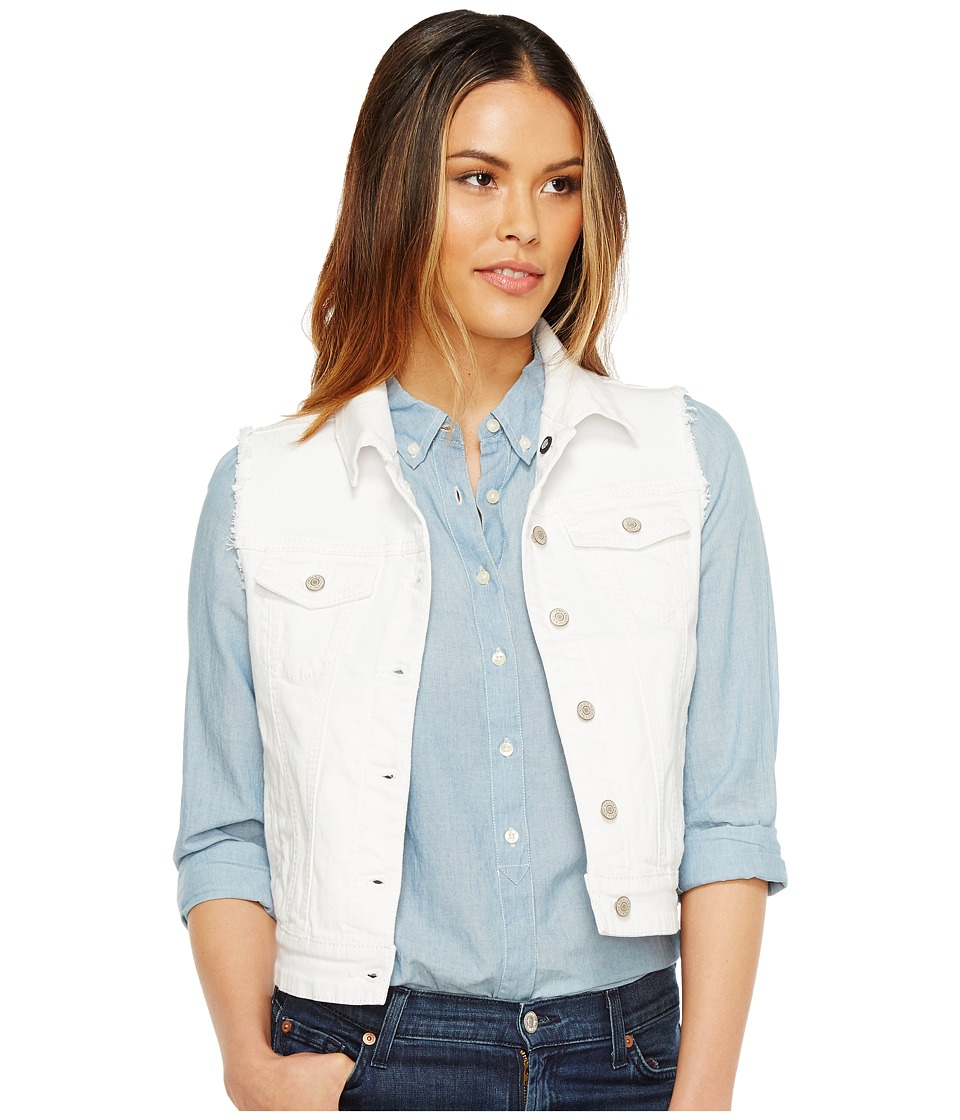 Rock and Roll Cowgirl - Vest 58-2341 (White) Women's Vest