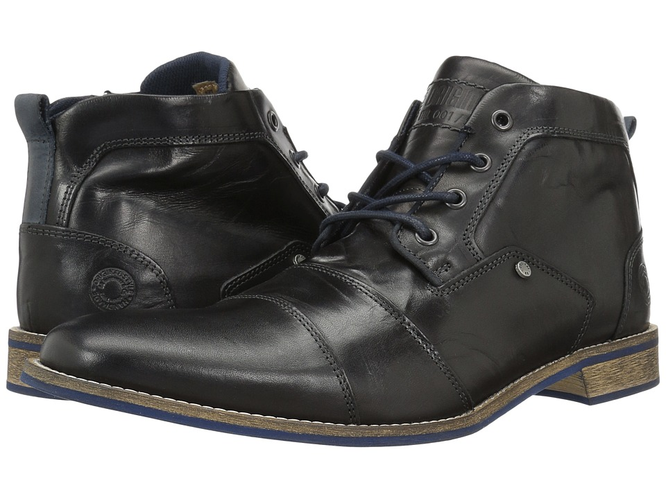 Steve Madden Kramerr (Black) Men