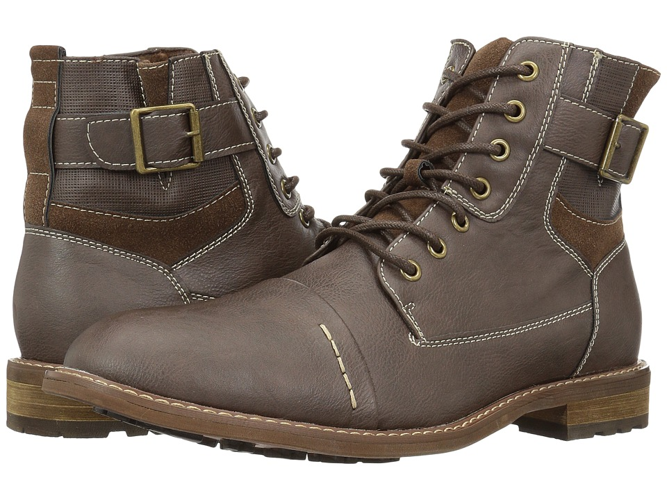 Steve Madden - Seymour (Brown) Men's Shoes