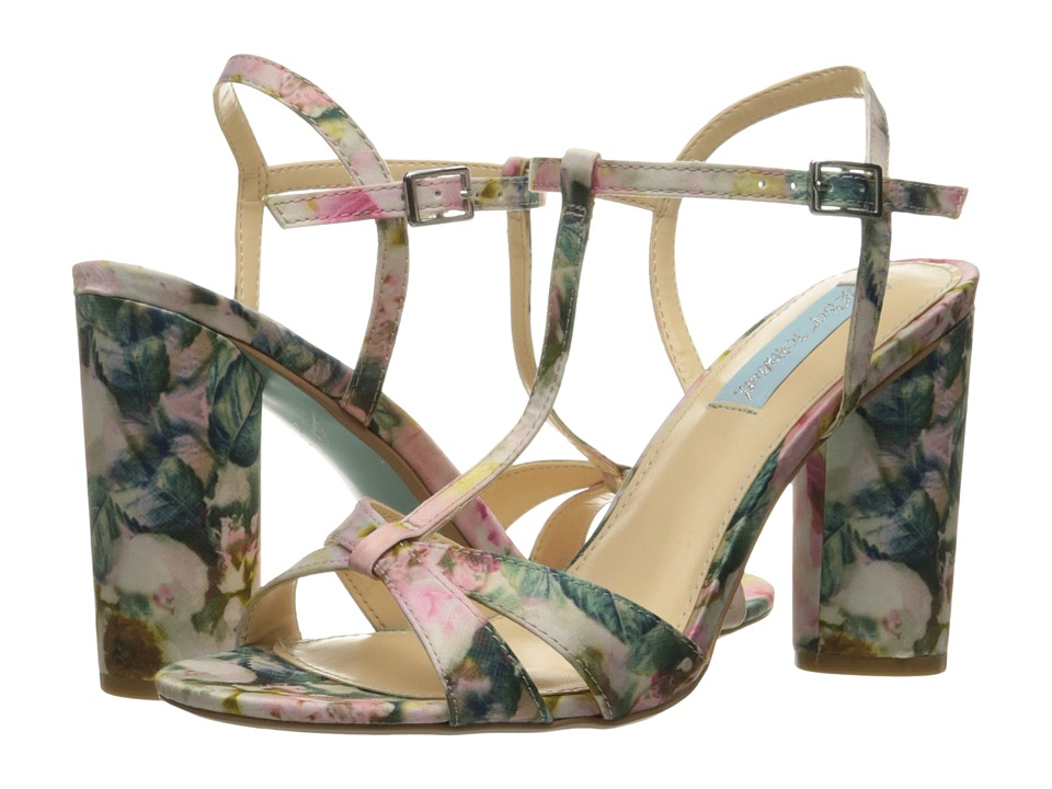 Blue by Betsey Johnson - Luisa (Floral) High Heels