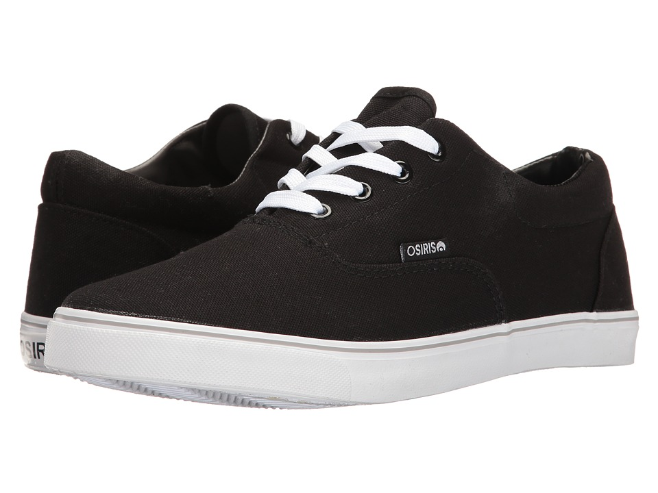 Osiris - SD (Black/White/Grey) Skate Shoes