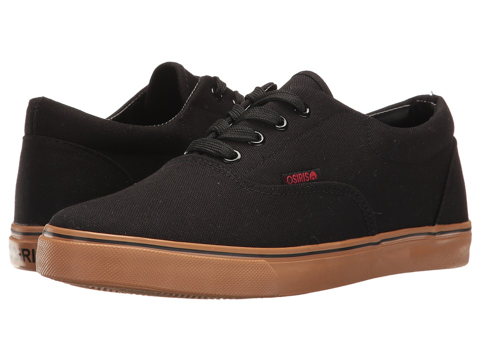 Osiris - SD (Black/Gum) Skate Shoes