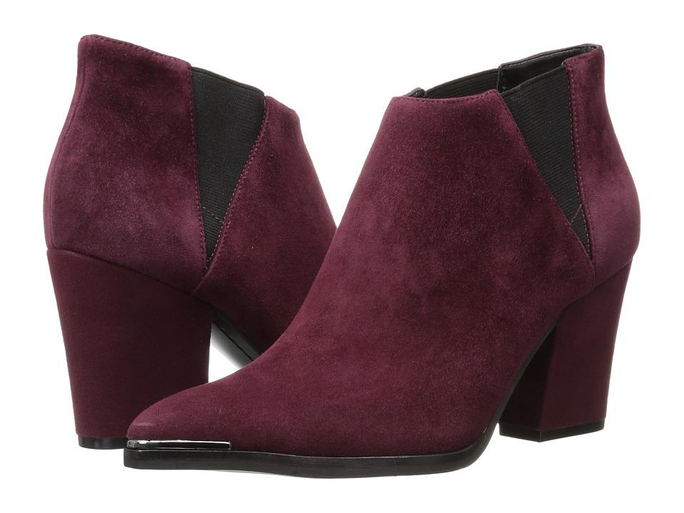 Marc Fisher LTD - Leene (Burgundy) Women's Shoes