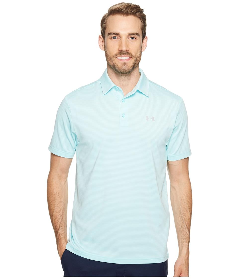 Under Armour Golf UA Playoff Polo (Blue Infinity/Blue Infinity/Overcast Gray) Men