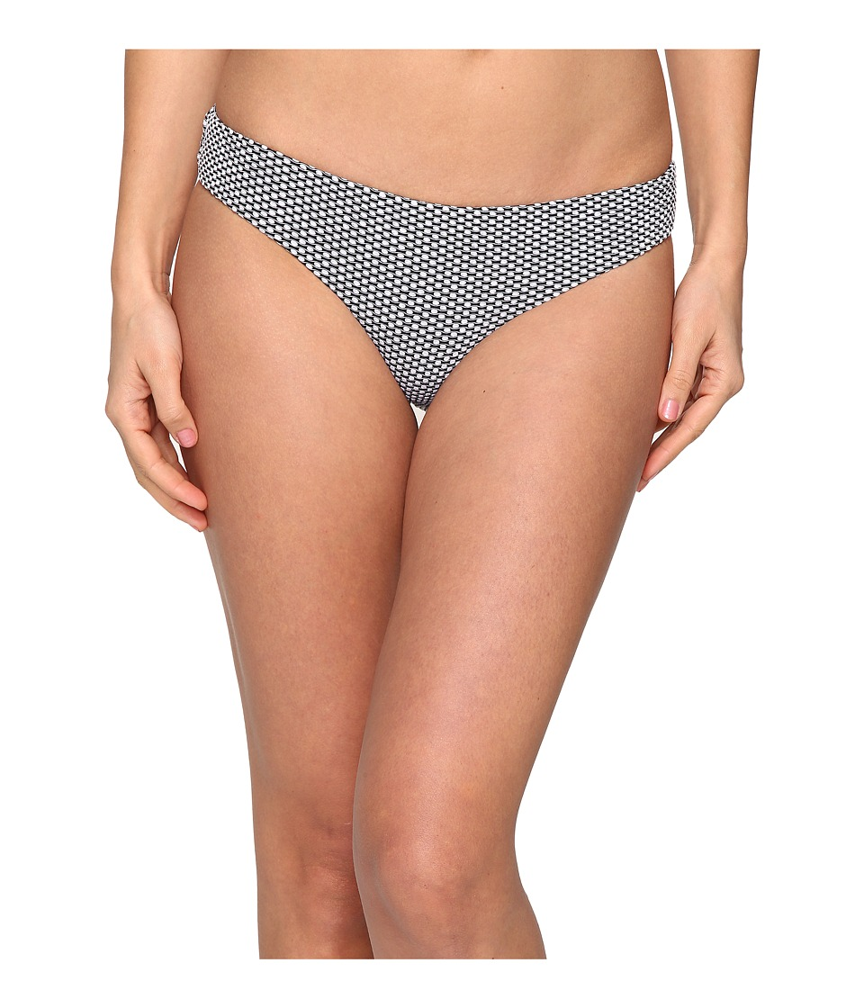 onia - Lily (Black/White 1) Women's Swimwear