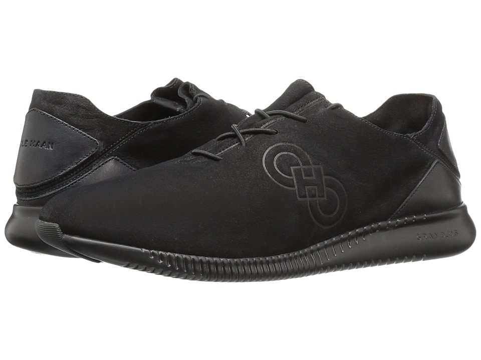Cole Haan 2.0 Studiogrand Trainer (Black Nubuck) Women