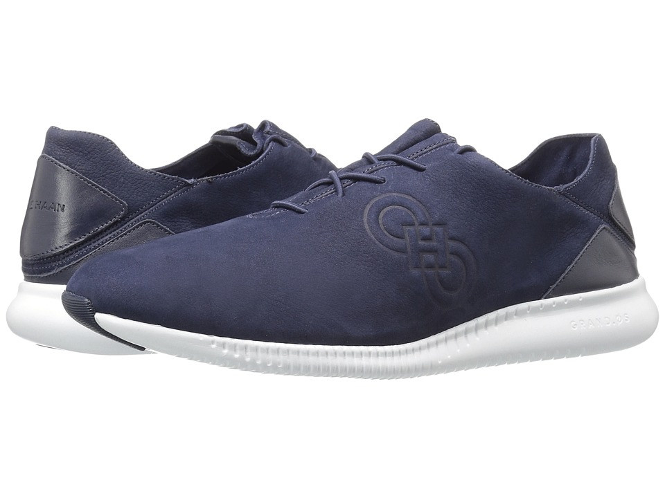 Cole Haan 2.0 Studiogrand Trainer (Marine Blue) Women