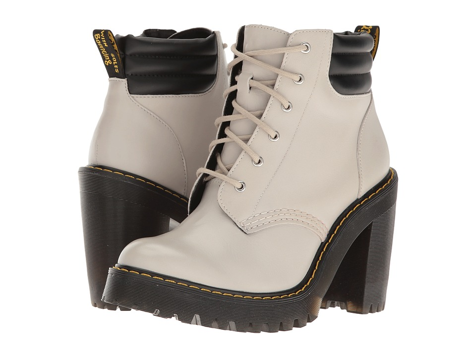 Dr. Martens - Persephone (Soft Grey) Women's Shoes