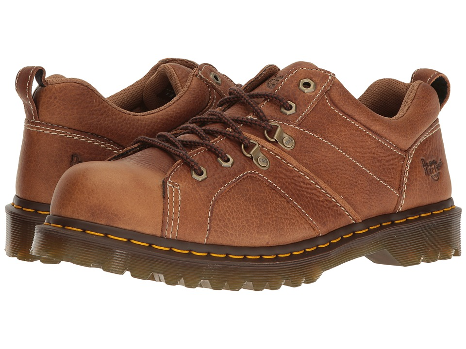 Dr. Martens - Finnegan (Tan) Men's Shoes