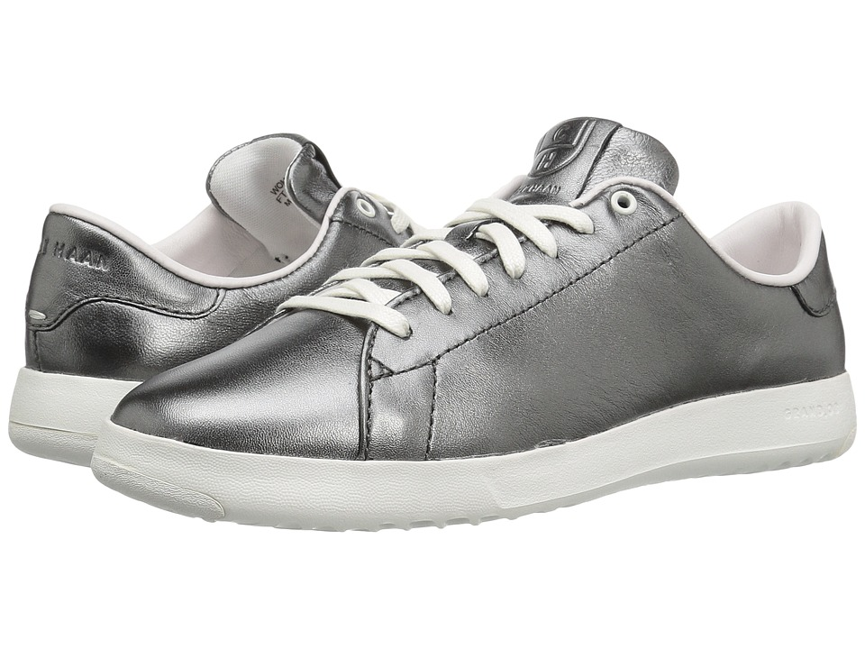 Cole Haan Grandpro Tennis (Metallic Gunmetal) Women