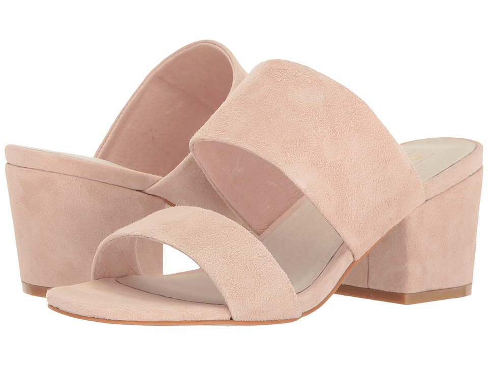 Sol Sana - Tina Mule (Rose Quartz Suede) Women's Shoes