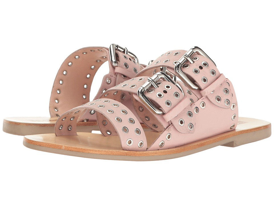 Sol Sana - Foster Eyelet (Rose Quartz) Women's Shoes