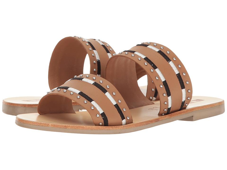 Sol Sana - Pablo Slide (Tan) Women's Shoes