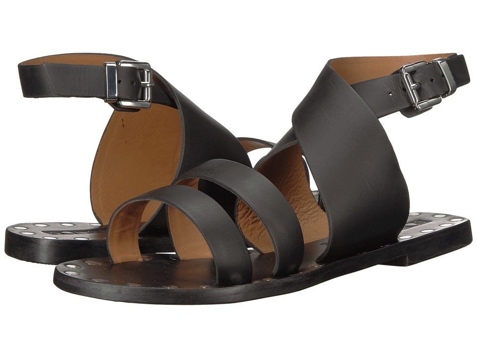 Sol Sana - Vivian Sandal (Black) Women's Sandals