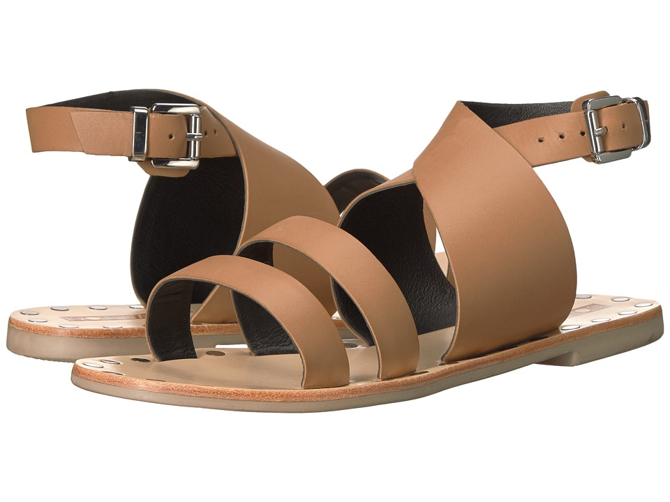 Sol Sana - Vivian Sandal (Tan) Women's Sandals