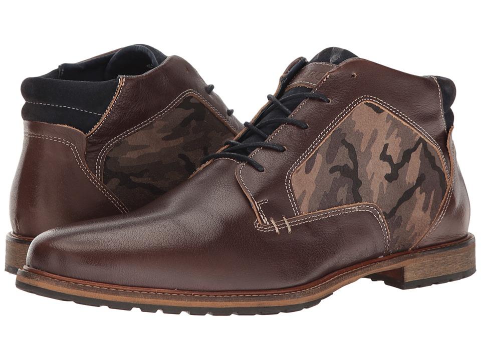 PARC City Boot - Rockwood (Brown Camo) Men's Shoes