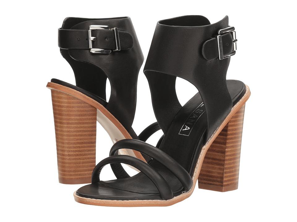 Sol Sana - Tiki Heel (Black 1) Women's Shoes