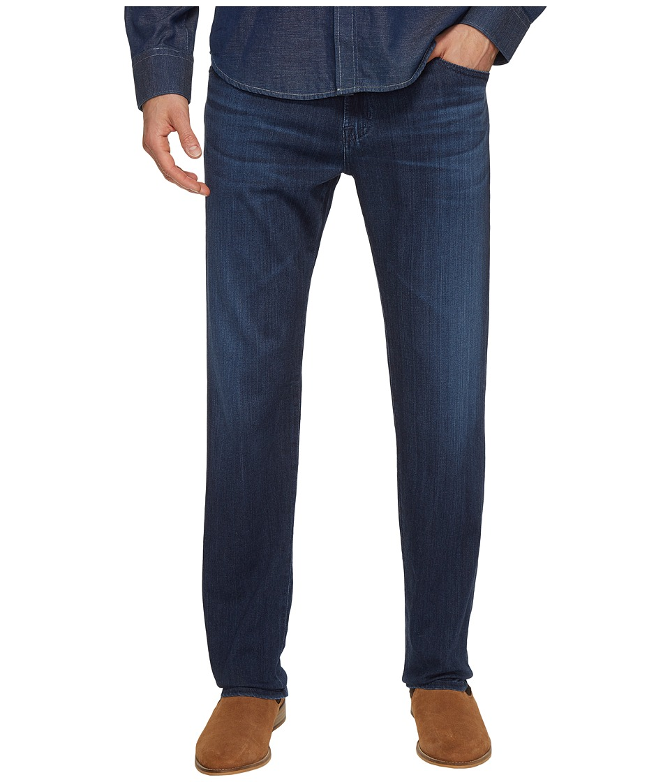 AG Adriano Goldschmied - Matchbox Slim Straight Leg Denim in Kast (Kast) Men's Jeans