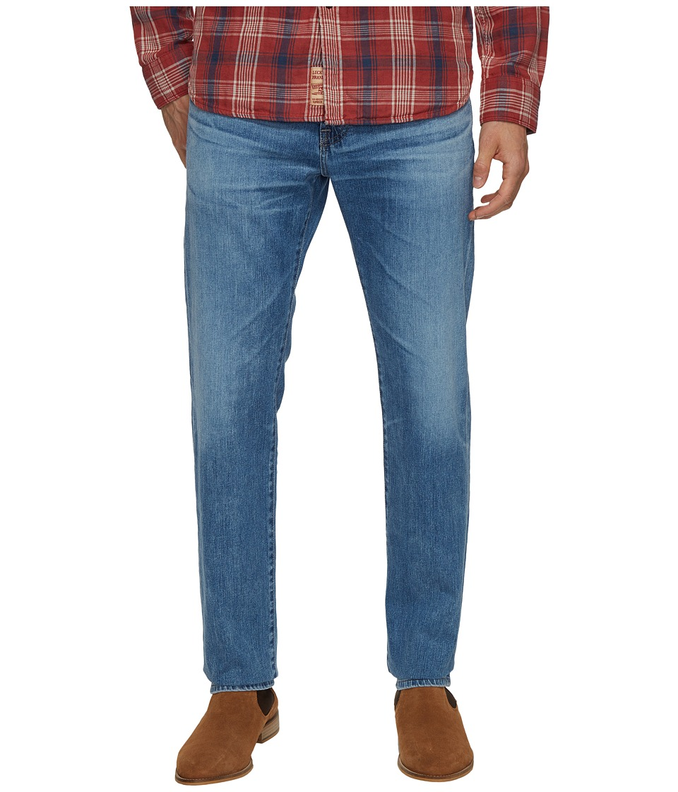 AG Adriano Goldschmied - Matchbox Slim Straight Leg Denim in 18 Years Edit (18 Years Edit) Men's Jeans