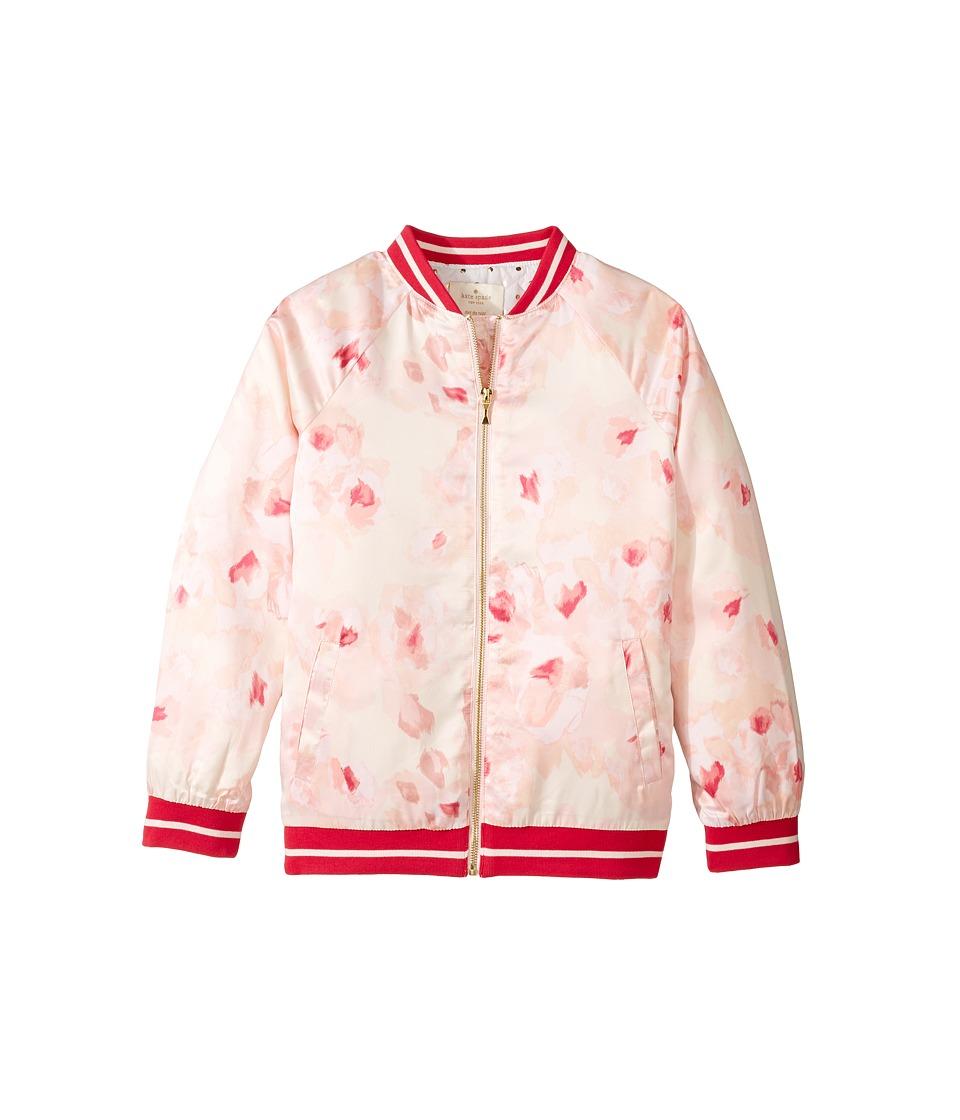 Kate Spade New York Kids - Desert Rose Jacket (Little Kids/Big Kids) (Desert Rose) Girl's Coat