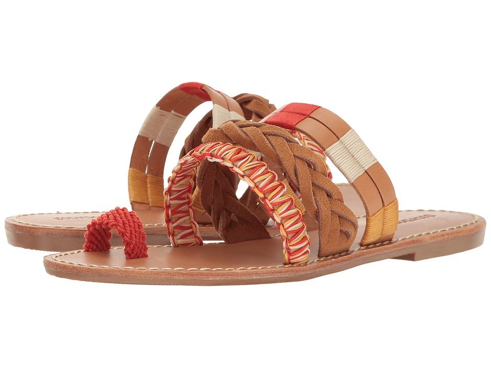 Soludos - Multi Band Bracelet Sandal (Vachetta) Women's Sandals