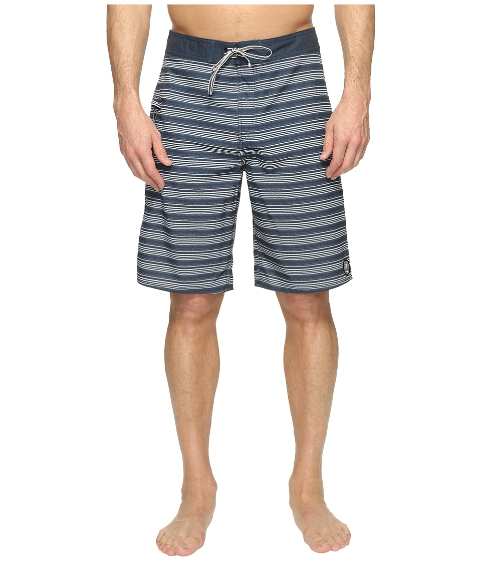 Captain Fin Frequency 21 Boardshorts (Navy) Men