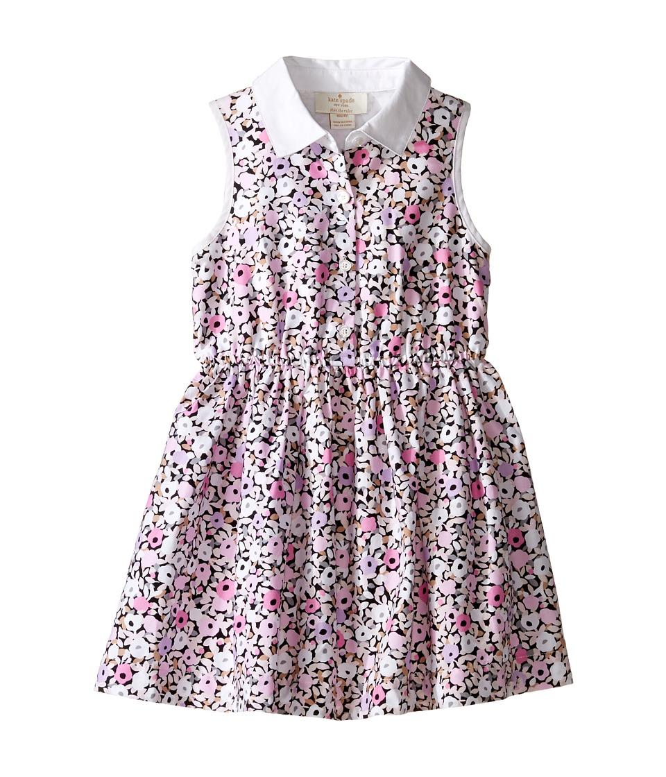 Kate Spade New York Kids - Shirtdress (Toddler/Little Kids) (Posy Grove) Girl's Dress