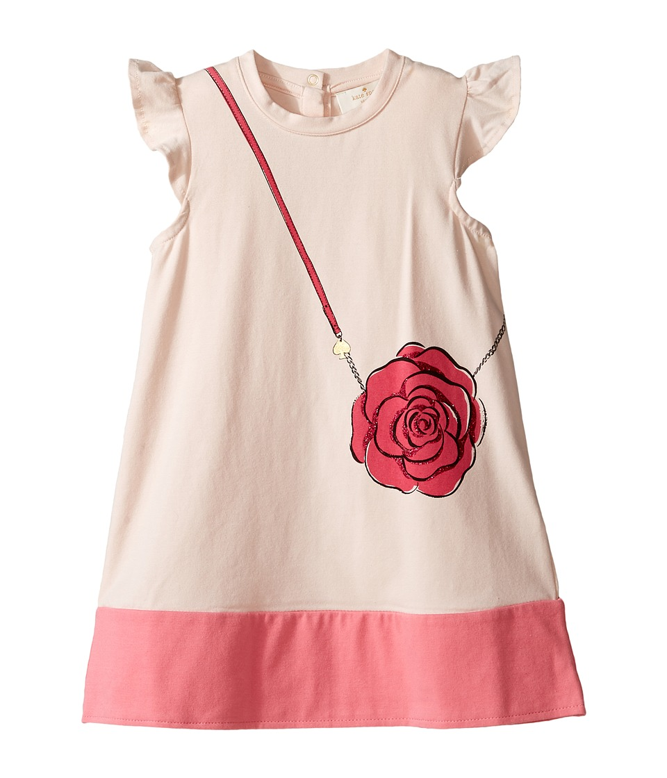 Kate Spade New York Kids - Color Block Dress (Toddler/Little Kids) (Atlas Pink) Girl's Dress