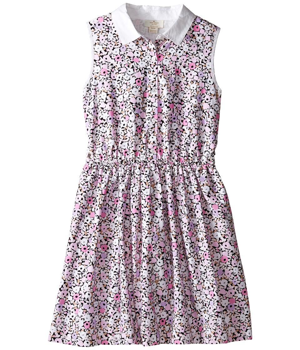 Kate Spade New York Kids - Shirtdress (Little Kids/Big Kids) (Posy Grove) Girl's Dress