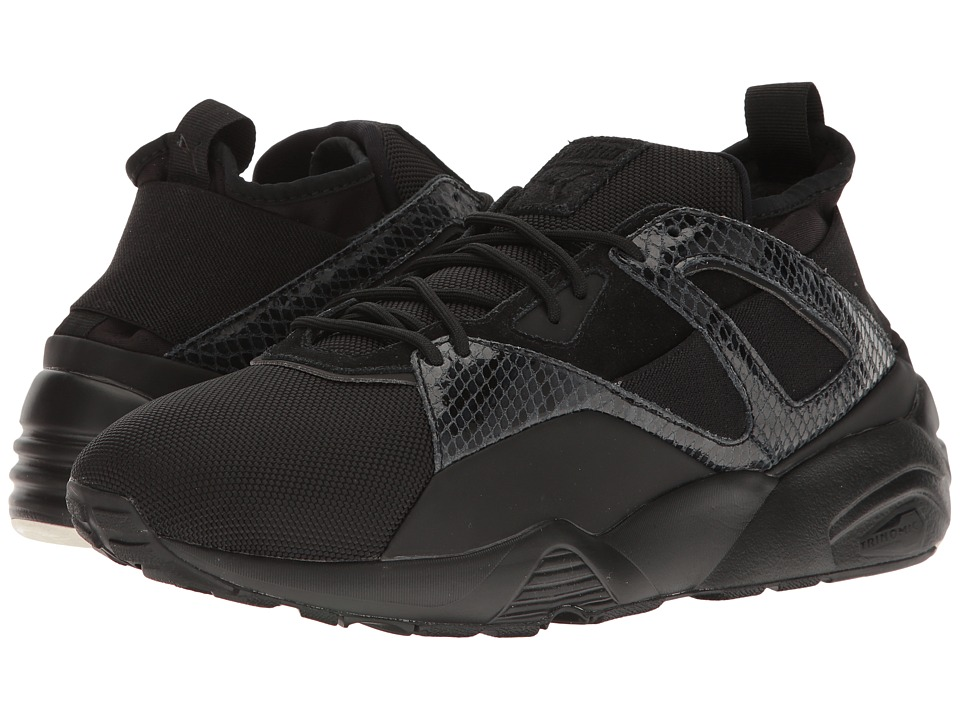 PUMA - B.O.G Sock Snake (Puma Black/Puma Black) Men's Shoes