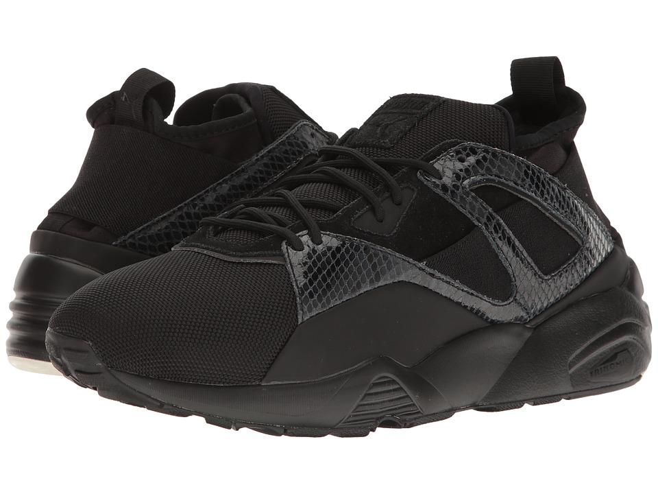PUMA - B.O.G Sock Snake (Puma Black/Puma Black) Men's Shoes