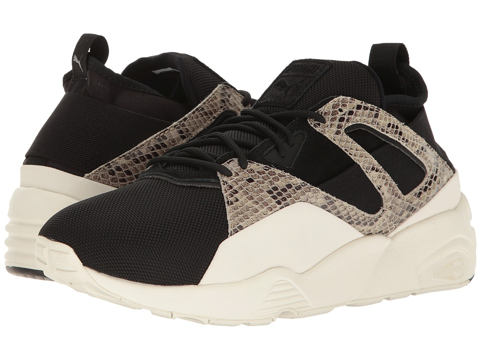 PUMA - B.O.G Sock Snake (Puma Black/Whisper White) Men's Shoes