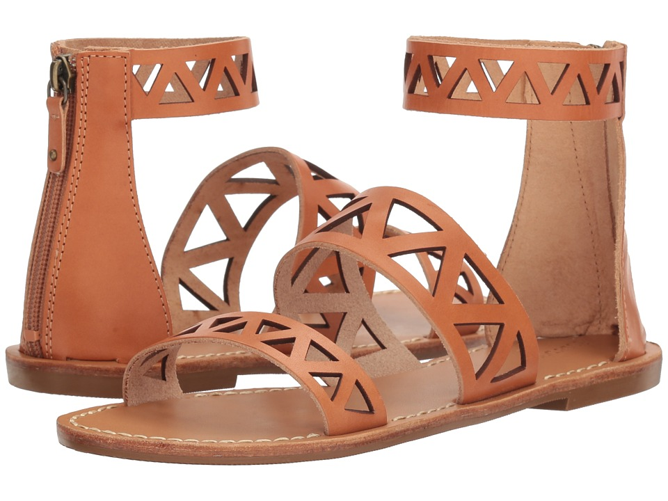Soludos - Geo Laser Cut Band Sandal (Sunburst) Women's Sandals