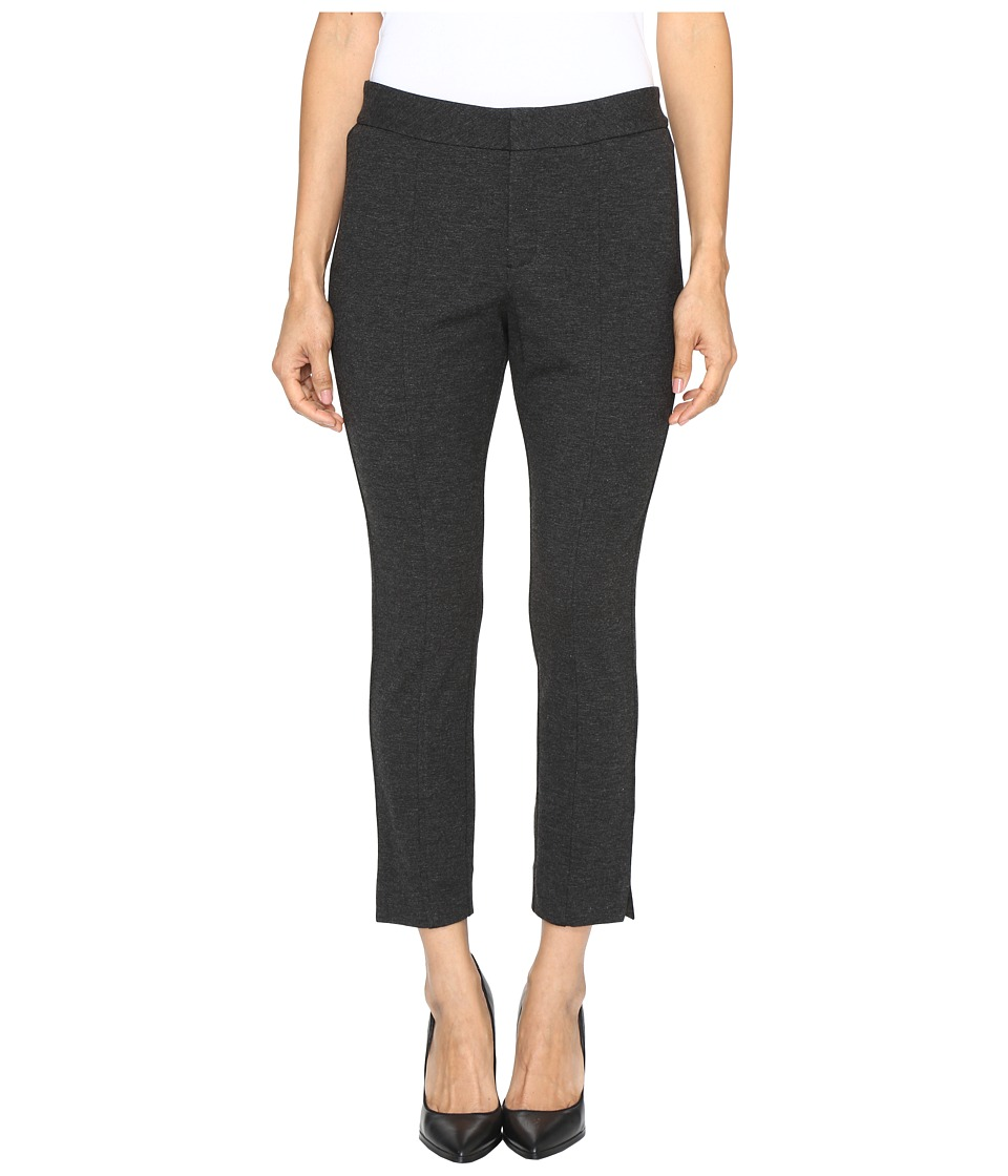 NYDJ Petite - Petite Betty Ankle Pants in Charcoal (Charcoal) Women's Casual Pants
