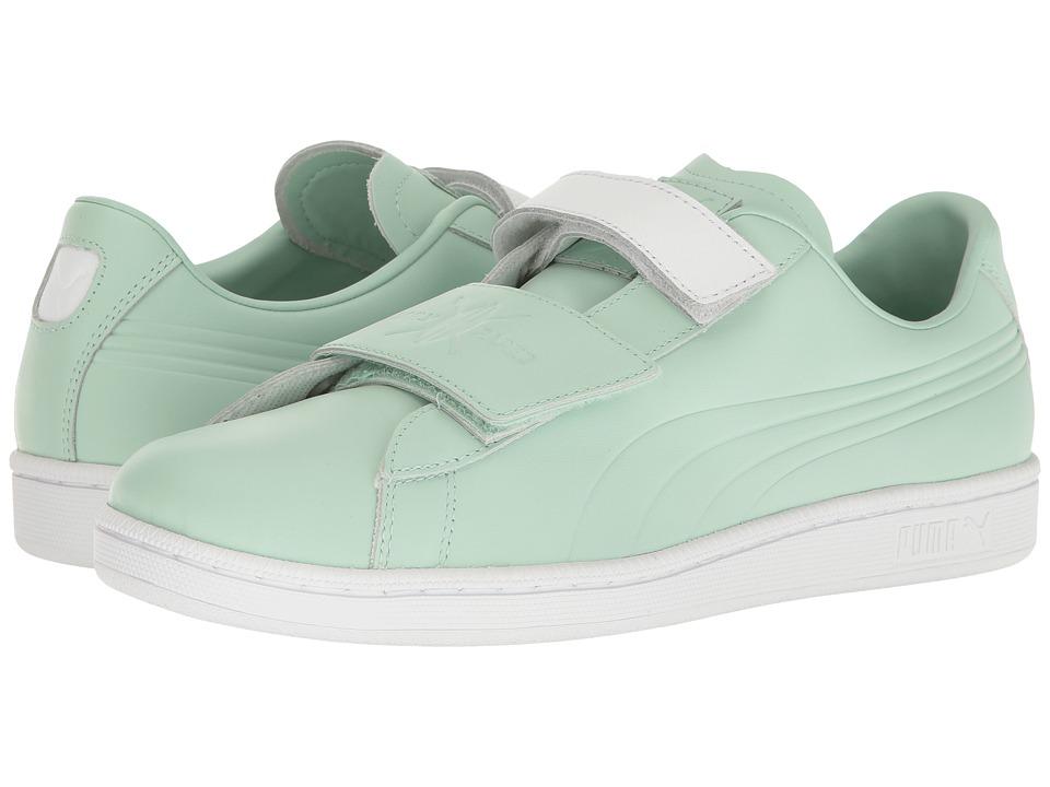PUMA - Puma X DP Match Strap (Gossamer Green/Gossamer Green) Men's Shoes
