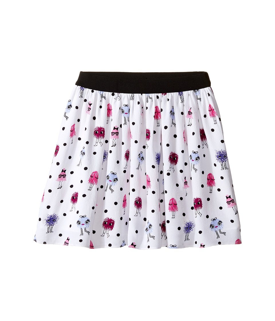 Kate Spade New York Kids - Monster Skirt (Big Kids) (Monster) Girl's Skirt