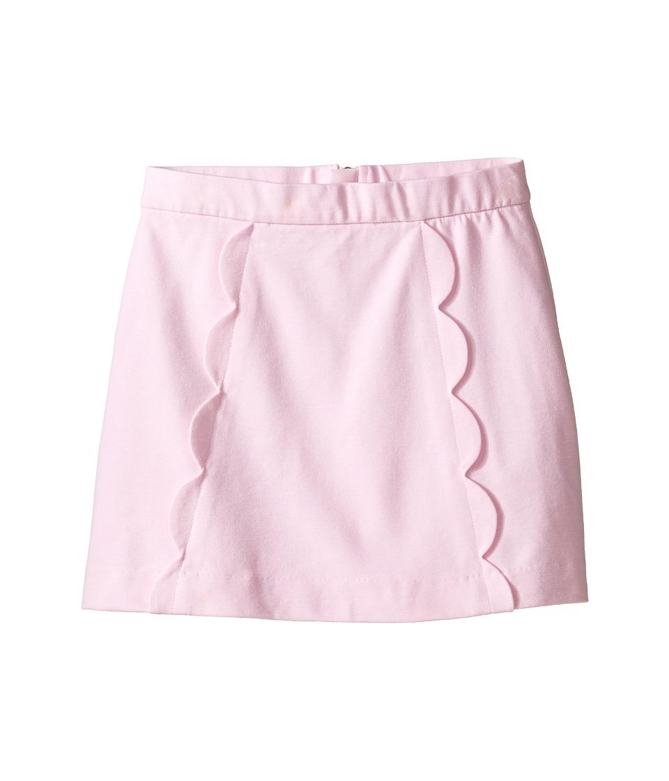 Kate Spade New York Kids - Scallop Skirt (Big Kids) (Cherry Blossom) Girl's Skirt