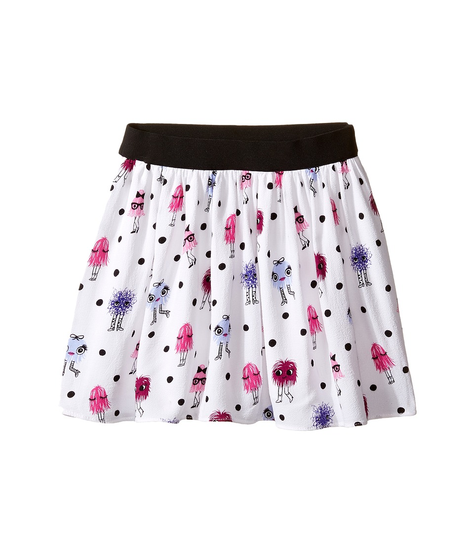 Kate Spade New York Kids - Monster Skirt (Toddler/Little Kids) (Monster) Girl's Skirt