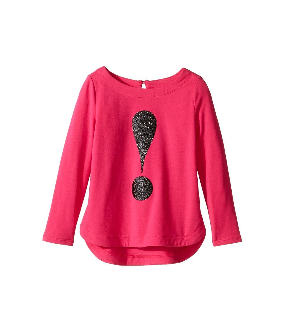 Kate Spade New York Kids - Lena Top (Toddler/Little Kids) (Cabaret Pink) Girl's Clothing