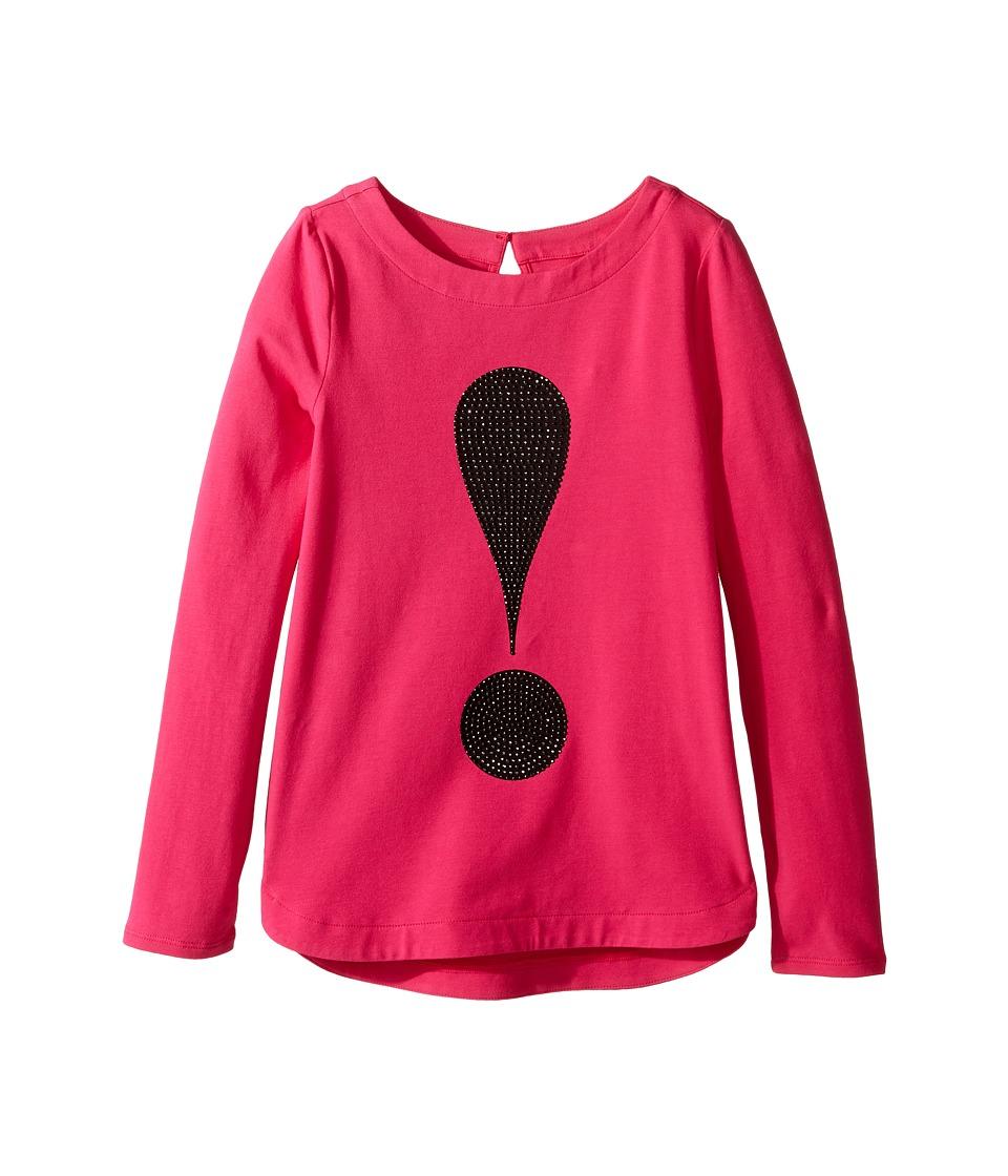 Kate Spade New York Kids - Lena Top (Little Kids/Big Kids) (Cabaret Pink) Girl's Clothing