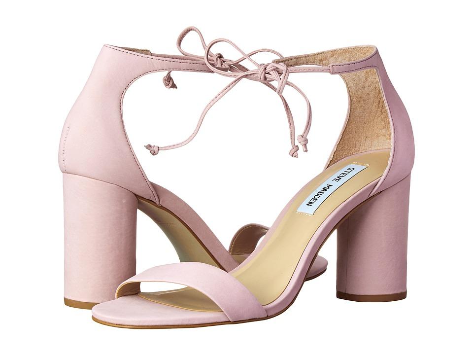 Steve Madden - Shays (Pink Nubuck) High Heels
