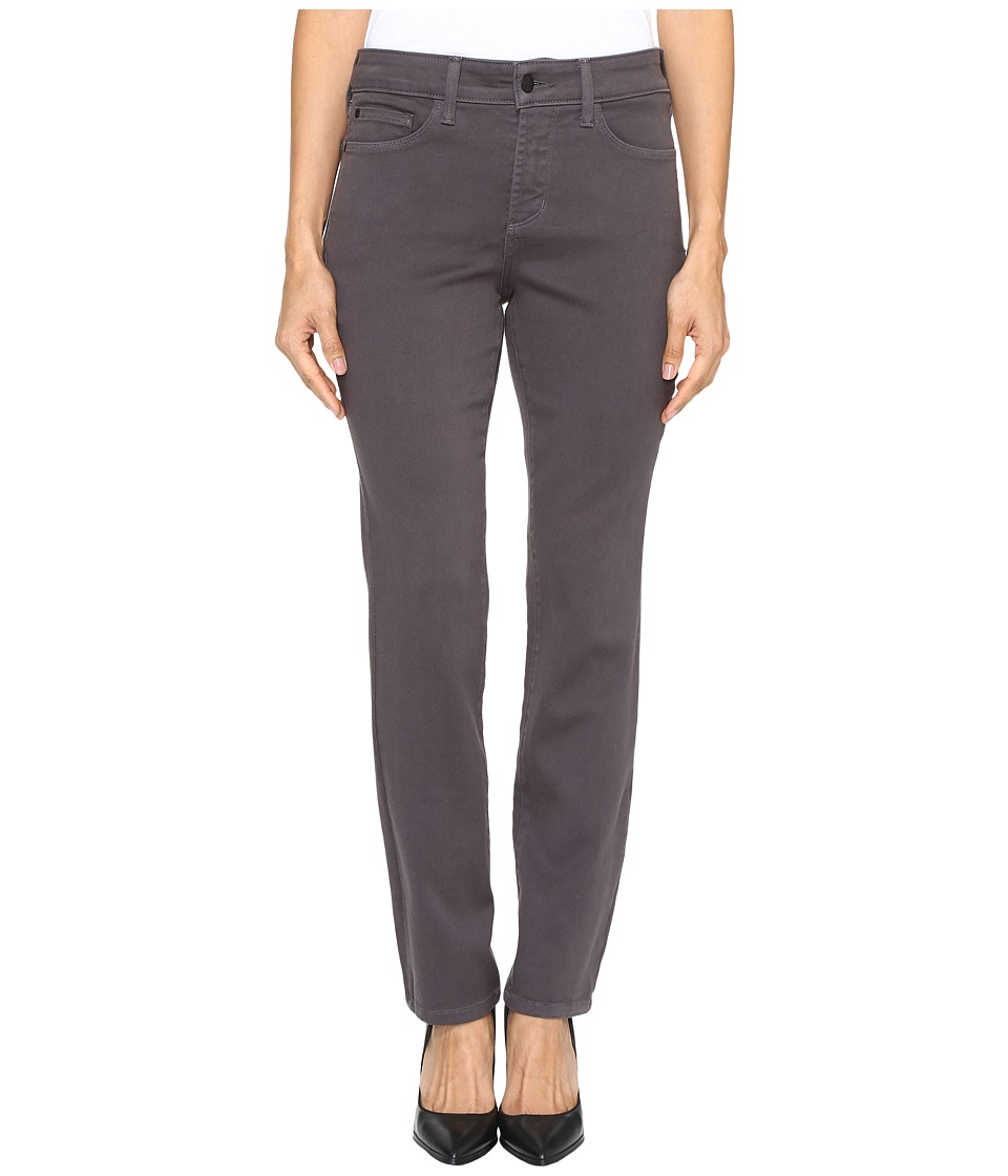 NYDJ Petite - Petite Sheri Slim in Super Sculpting Denim in Titanium (Titanium) Women's Jeans
