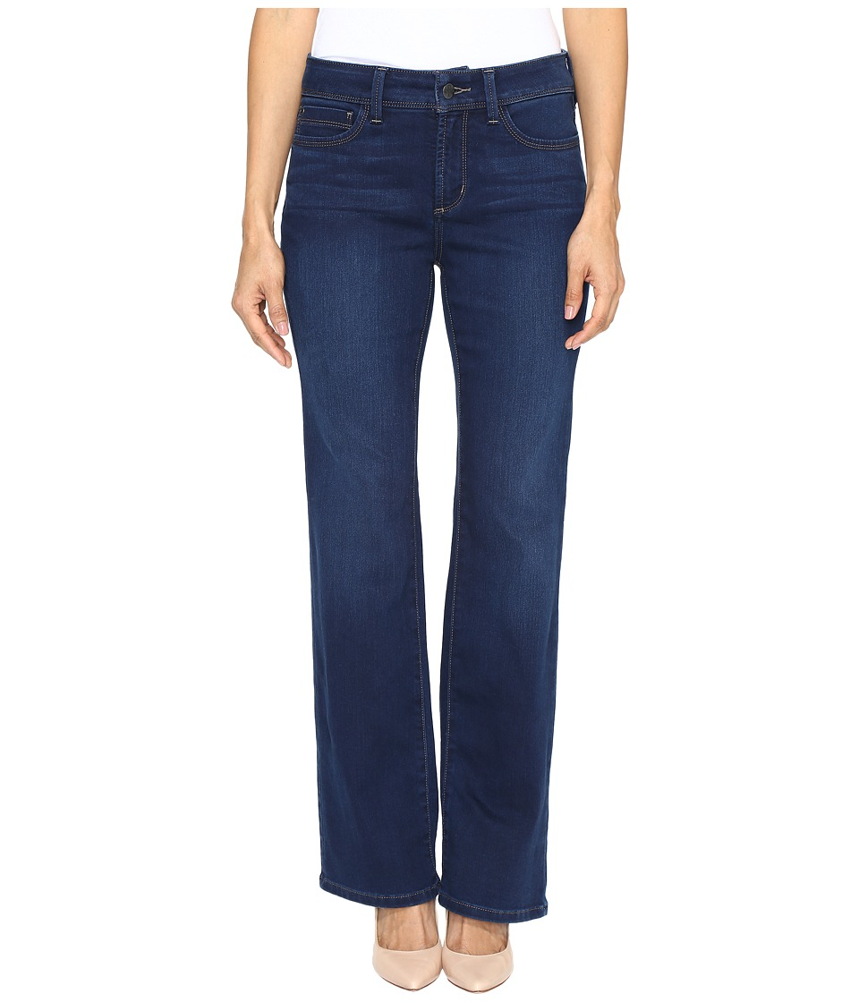 NYDJ Petite - Petite Barbara Bootcut in Future Fit Denim in Provence (Provence) Women's Jeans