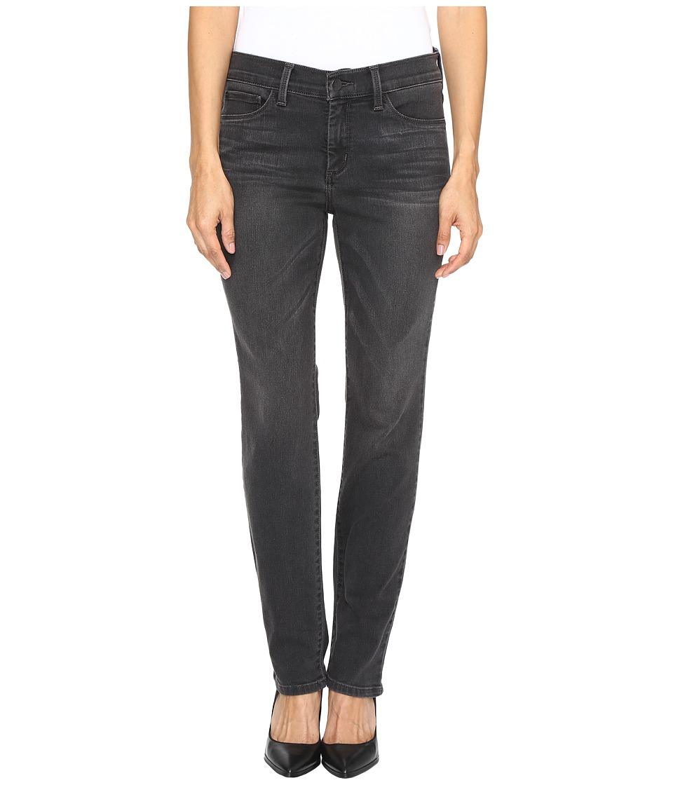 NYDJ Petite - Petite Sheri Slim in Future Fit Denim in Kensington (Kensington) Women's Jeans