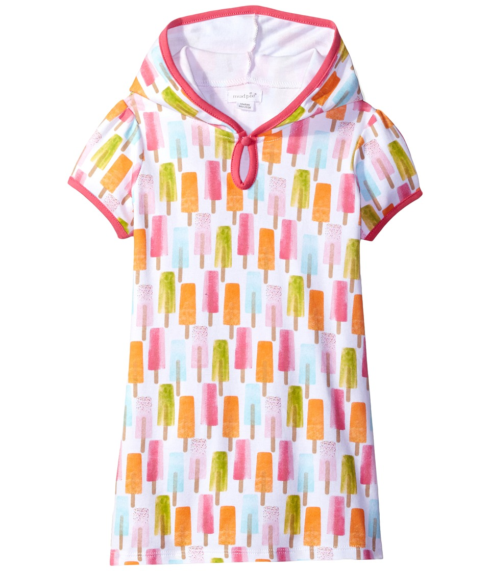 Mud Pie - Popsicle Cover-Up (Infant/Toddler) (Pink) Girl's Clothing